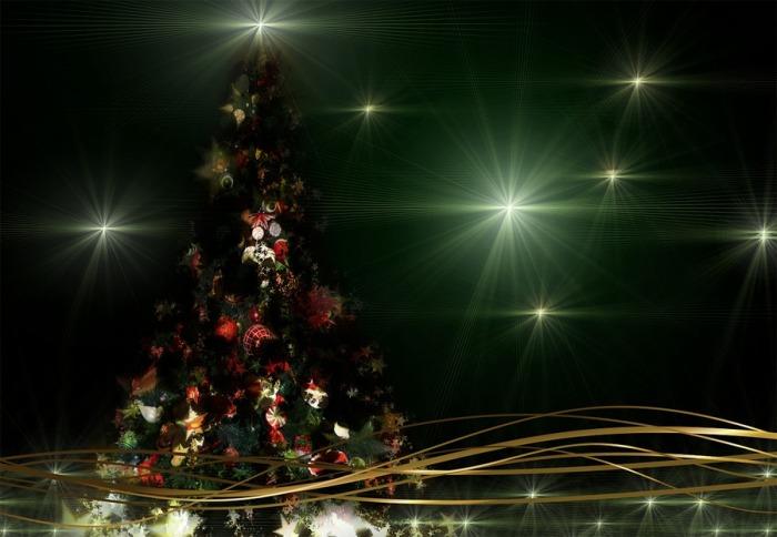 30.11.2019 - Rozsvícení vánočního stromečku - Pecka