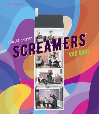 16.10.2019 - SCREAMERS VÁS BAVÍ - Rýmařov