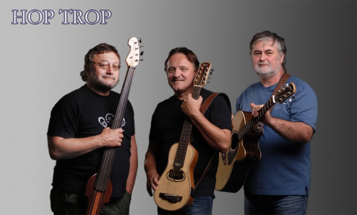 HOP TROP - Koncert / Kolín