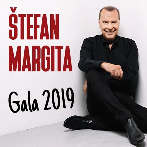 04.12.2019 - ŠTEFAN MARGITA GALA 2019 - České Budějovice