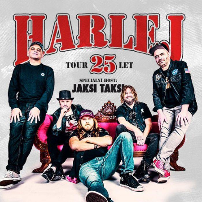 03.04.2020 - Harlej - 25 let tour / Plzeň