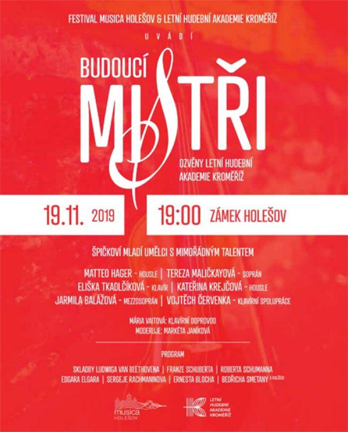 19.11.2019 - Ozvěny Letní hudební akademie - Kroměříž