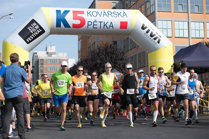 09.11.2019 - 6. ROČNÍK BĚHU KOVÁŘSKÁ PĚTKA - Zlín