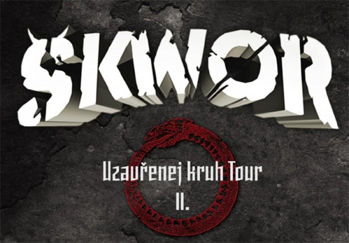 ŠKWOR: Uzavřenej kruh Tour II. - Karlovy Vary
