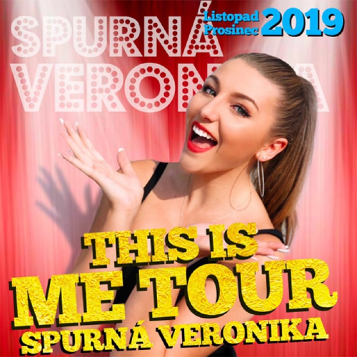 16.11.2019 - Veronika Spurná -This is ME TOUR / Ostrava