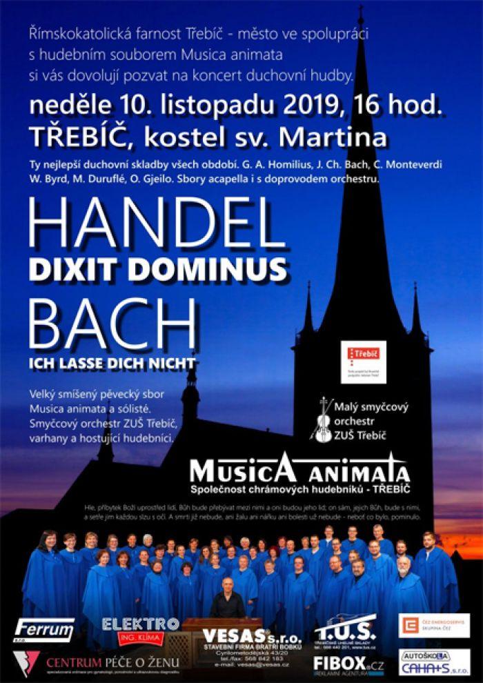 10.11.2019 - Musica animata - Koncert  / Třebíč