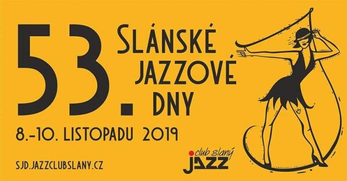 08.11.2019 - 53. Slánské jazzové dny