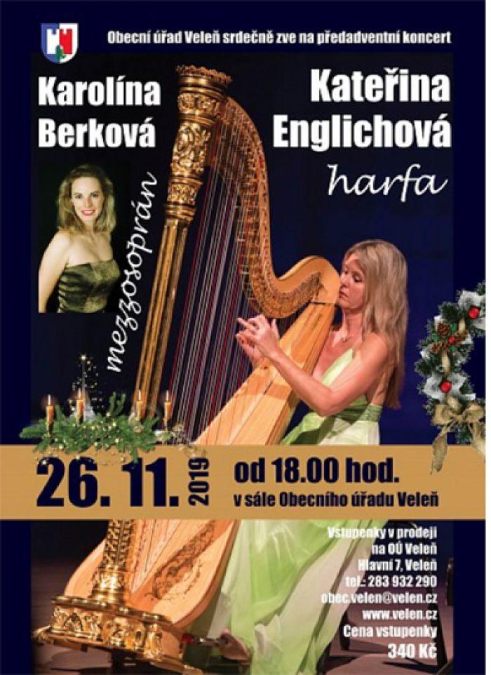 Kateřina Englichová - Koncert / Veleň