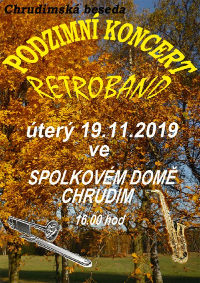 Retro Band - Koncert / Chrudim
