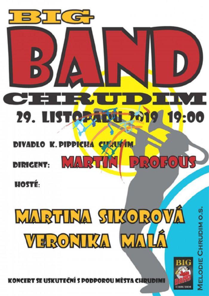 Big Band  - podzimní koncert / Chrudim