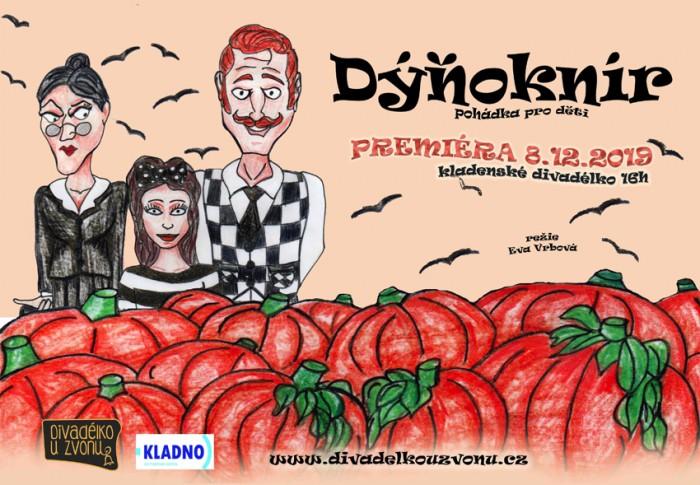 08.12.2019 - Dýňoknír - Pro děti / Kladno
