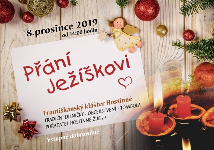 08.12.2019 - Přání Ježíškovi - Hostinné
