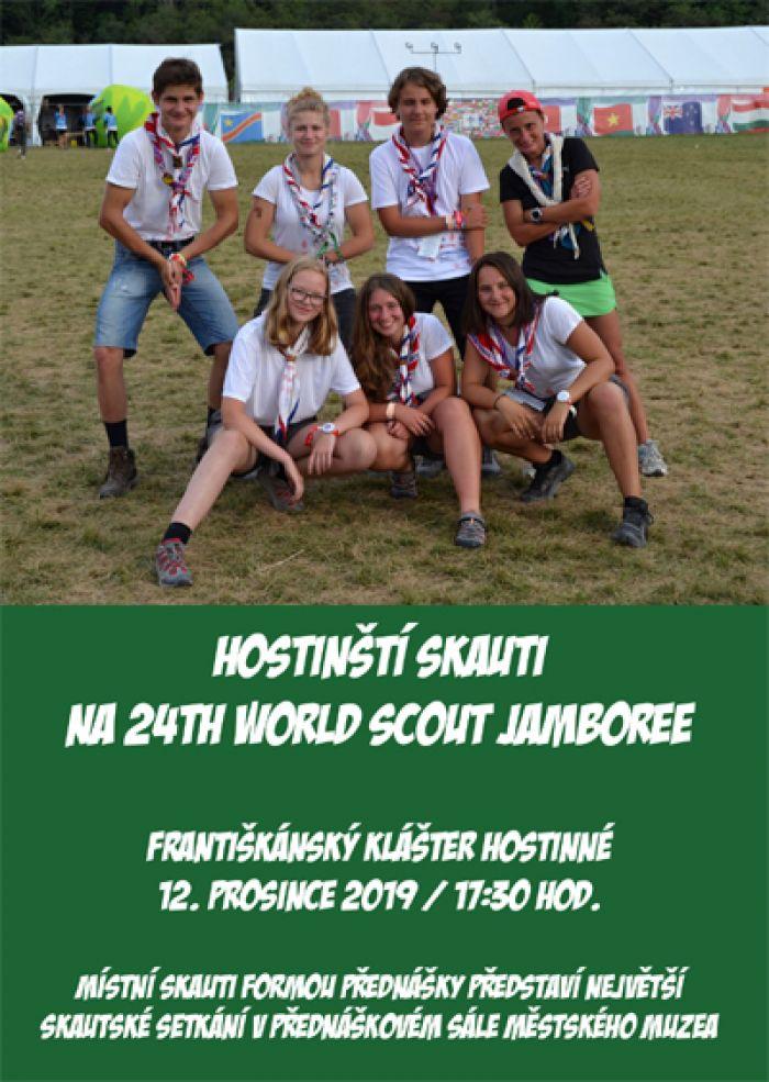 12.12.2019 - Hostinští skauti na 24th World Scout Jamboree - Hostinné