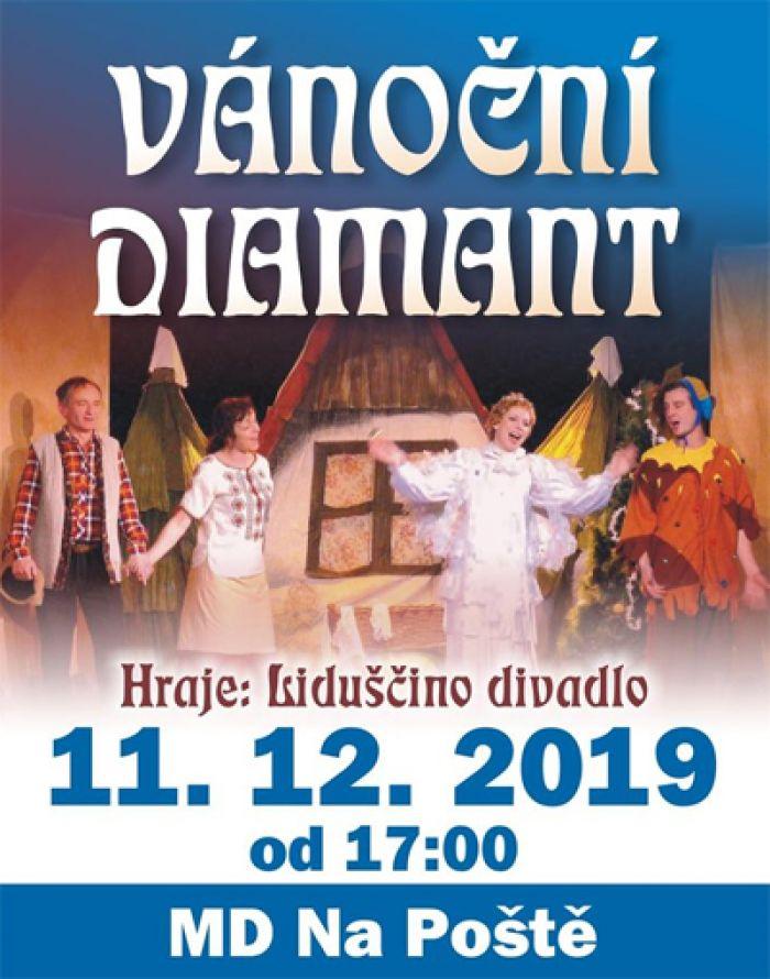 11.12.2019 - Vánoční diamant - Pro děti / Benešov