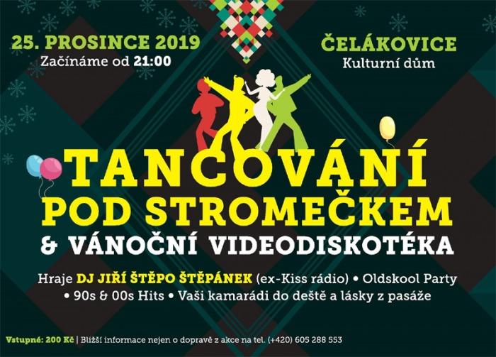 25.12.2019 - Tancování pod stromečkem  / Čelákovice