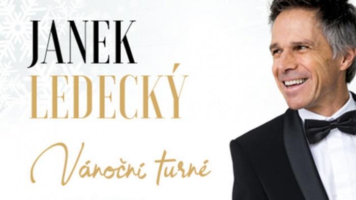 07.12.2019 - Janek Ledecký: Vánoční turné 2019 - Nový Bydžov