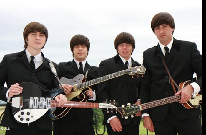 The Backwards (The Beatles revival) / Kolín