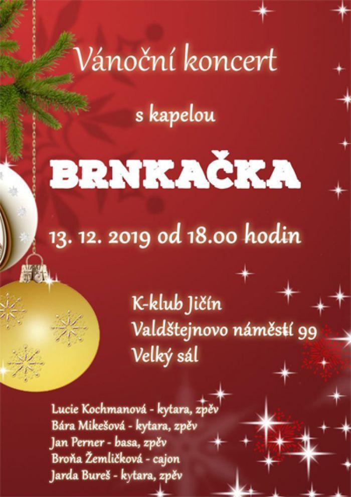 13.12.2019 - Vánoční brnkačka - Jičín