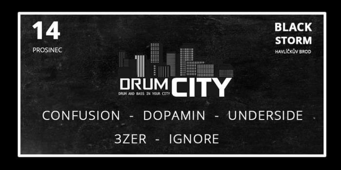 DrumCity - Havlíčkův Brod