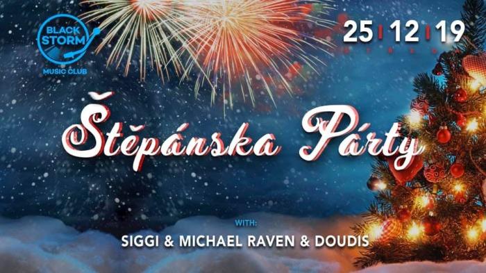 25.12.2019 - Štěpánská párty - Havlíčkův Brod
