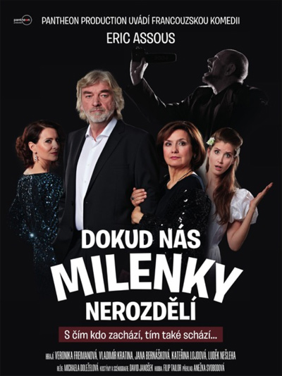 03.03.2020 - Dokud nás milenky nerozdělí - Divadlo / Polička