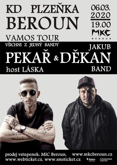 PEKAŘ & JAKUB DĚKAN BAND / Beroun