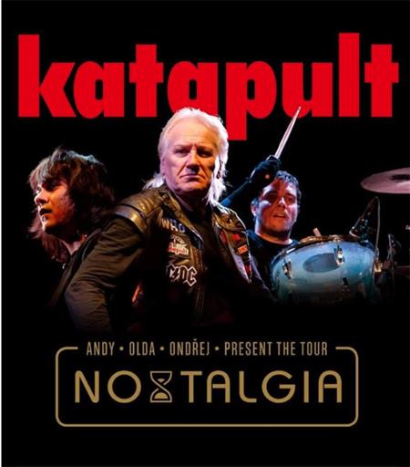 13.03.2020 - KATAPULT - NOSTALGIA TOUR 2020 / Rychnov nad Kněžnou
