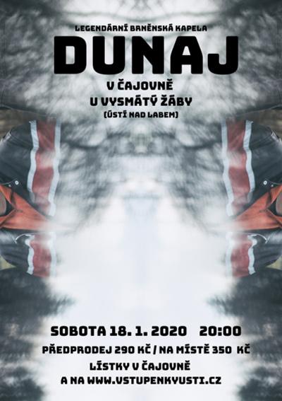 18.01.2020 - DUNAJ - Koncert / Ústí nad Labem