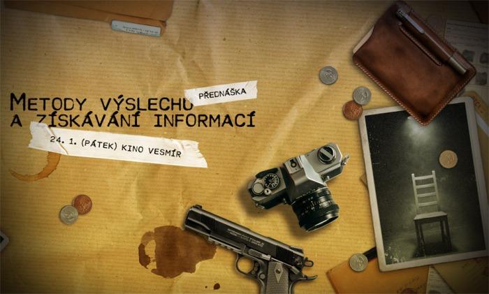 24.01.2020 - Metody výslechu a získávání informací - Ostrava