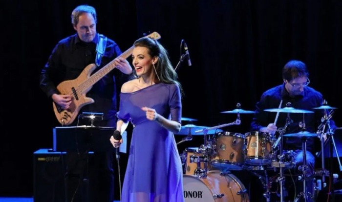 10.02.2020 - DASHA s kapelou Pájky Pájk a Epoque Quartet / Jičín