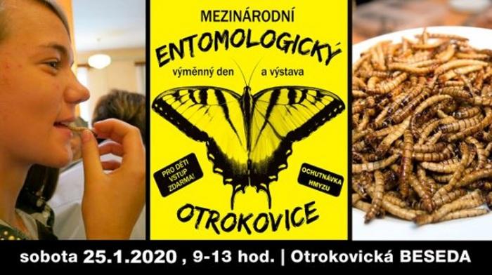 25.01.2020 - Entomologická výstava v Otrokovicích: exempláře hmyzu z celého světa