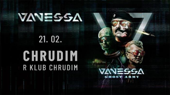 21.02.2020 - Vanessa - Ghost Army Tour / Chrudim