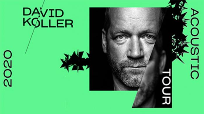 25.02.2020 - David Koller: ACOUSTIC TOUR 2020 - Kralupy nad Vltavou