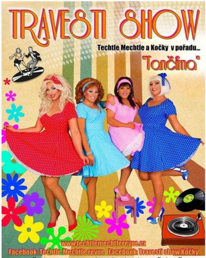 05.02.2020 - TANČÍRNA - Travesti show / Přelouč