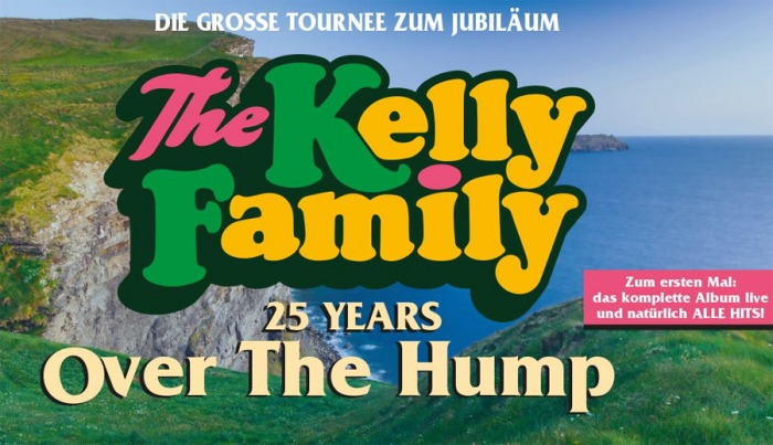 15.02.2020 - The Kelly Family - 25 Years Over the Hump / Praha