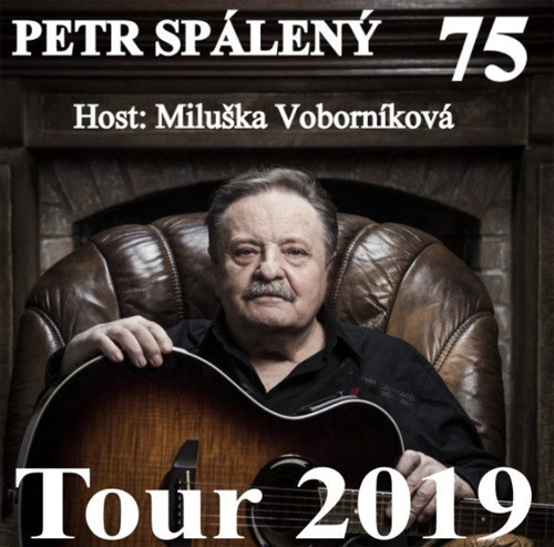 Petr Spálený 75 - Koncert / Brno