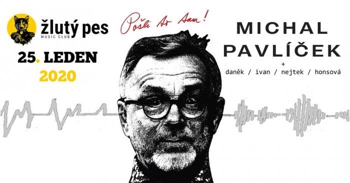 Michal Pavlíček & Band - Koncert / Pardubice