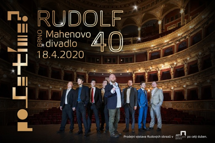Poletíme? - Rudolf 40 / Brno