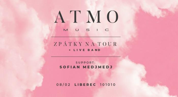 08.02.2020 - ATMO music - Zpátky na tour / Liberec