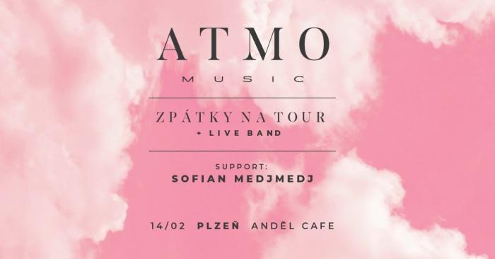 14.02.2020 - ATMO music - Zpátky na tour / Plzeň