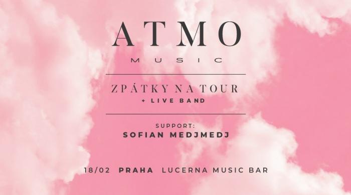 18.02.2020 - ATMO music - Zpátky na tour / Praha