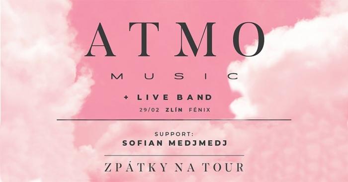 29.02.2020 - ATMO music - Zpátky na tour / Zlín