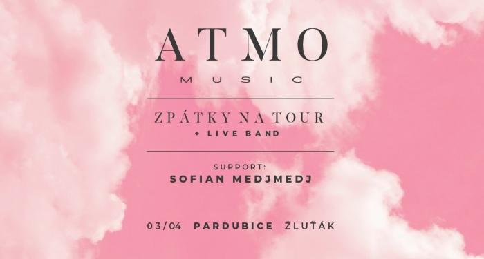 03.04.2020 - ATMO music - Zpátky na tour / Pardubice
