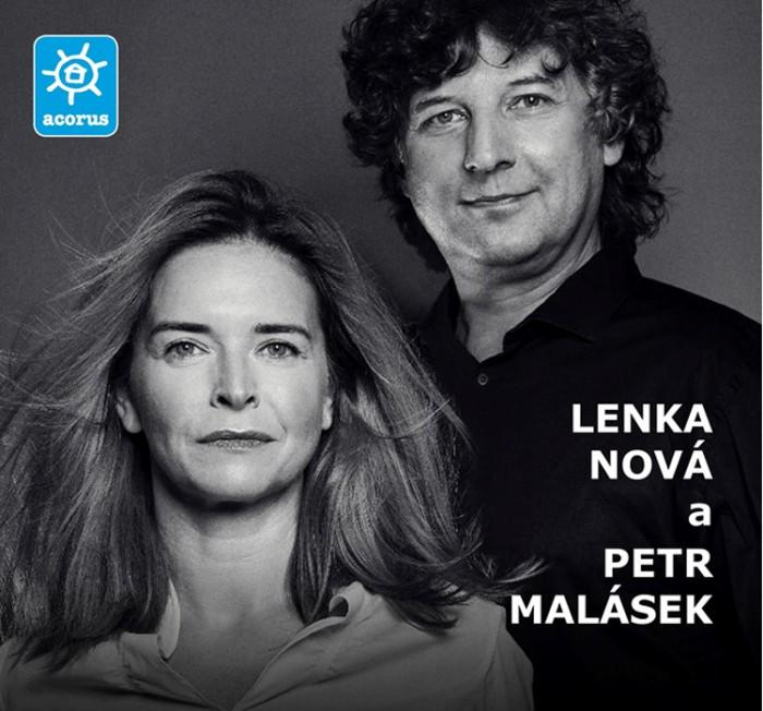 Lenka Nová a Petr Malásek - Benefiční koncert / Praha