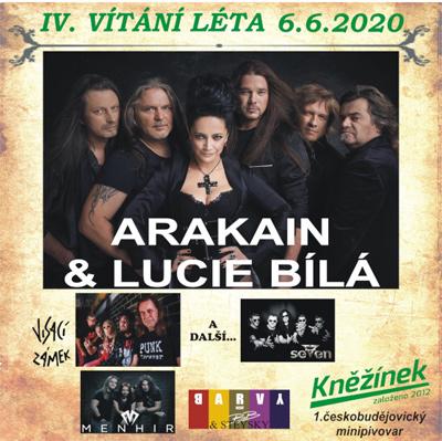06.06.2020 - IV. Vítání léta - Minifestival / České Budějovice