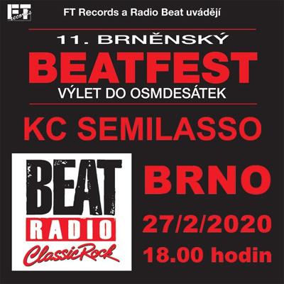 27.02.2020 - 11. BEATFEST 2020 - Brno