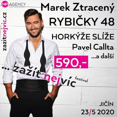 Festival ... Zažít nejvíc 2020 / Jičín
