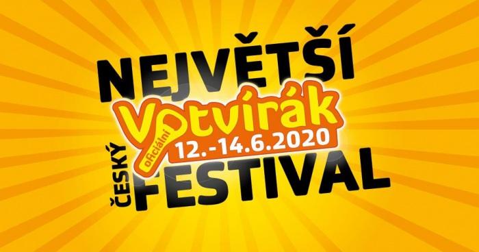 VOTVÍRÁK 2020 - Festival / Milovice