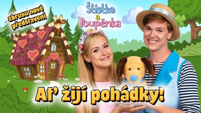 Štístko a Poupěnka - Ať žijí pohádky! / Beroun