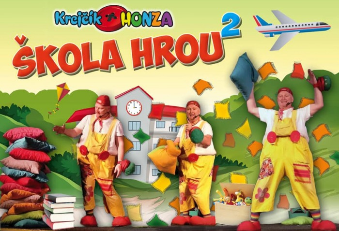 Dětský karneval s Krejčíkem Honzou - Přelouč